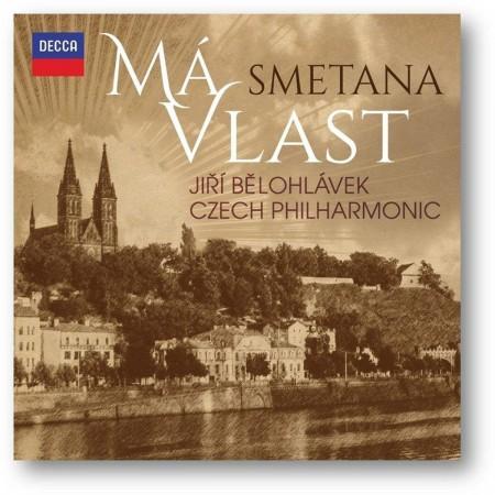 Jiří Bĕlohlávek, Czech Philharmonic Orchestra: Smetana: Ma Vlast - CD
