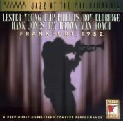 Lester Young: Jazz At The Philharmoni: Frankfurt 1952 - CD