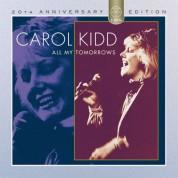 Carol Kidd: All My Tomorrows - Plak