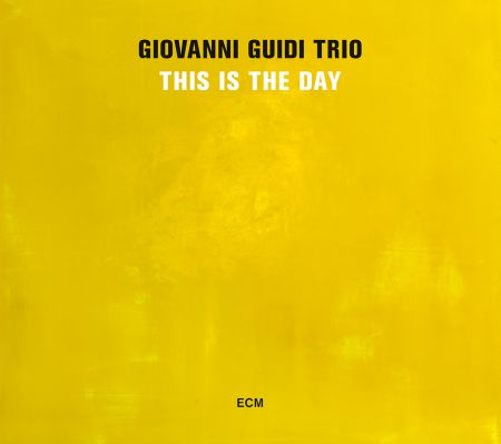 Giovanni Guidi Trio: This Is The Day - CD