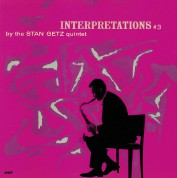 Stan Getz: Interpretations #3 - Plak
