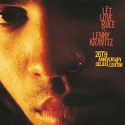 Lenny Kravitz: Let Love Rule (20th Anniversary Deluxe Edition) - CD