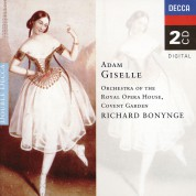Orchestra of the Royal Opera House, Covent Garden, Richard Bonynge: Adam: Giselle - CD