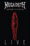 Megadeth: Countdown To Extinction: Live - BluRay