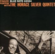 Horace Silver: Finger Poppin' - CD