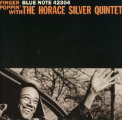 Horace Silver: Finger Poppin' - CD