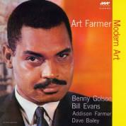 Art Farmer: Modern Art - Plak