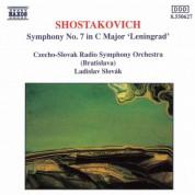 Shostakovich: Symphony No. 7, 'Leningrad' - CD