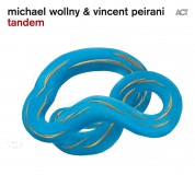 Michael Wollny, Vincent Peirani: Tandem - CD