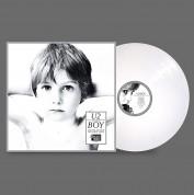 U2: Boy (Limited Edition - White Vinyl) - Plak