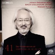 Bach Collegium Japan, Masaaki Suzuki: J.S. Bach: Cantatas, Vol. 41 - SACD