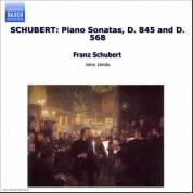 Schubert: Piano Sonatas, D. 845 and D. 568 - CD
