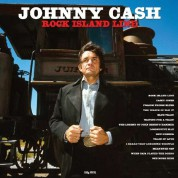 Johnny Cash: Rock Island Line - Plak