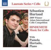 Pamela Hurtado, Sebastien Hurtaud: Hindemith: Music for Cello - CD