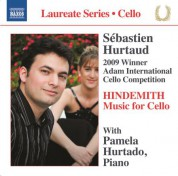Pamela Hurtado, Sebastien Hurtaud: Hindemith: Music for Cello - CD