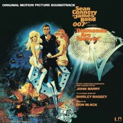 John Barry, Shirley Bassey: James Bond: Diamonds Are Forever (Soundtrack) - Plak