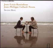 Jean-Louis Rassinfosse, Jean-Philippe Collard: Second Move - CD