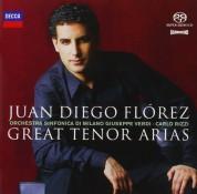 Juan Diego Flórez: Great Tenor Arias - SACD