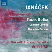 Antoni Wit: Janacek: Taras Bulba - Lachian Dances - CD