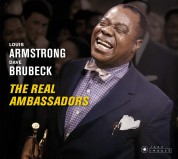 Louis Armstrong, Dave Brubeck: The Real Ambassadors + 5 Bonus Tracks! - Cover Art By Jean-Pierre Leloir. - CD