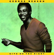 George Benson: Give Me the Night - Plak