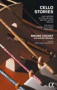 Bruno Cocset, Les Basses Reunies: Cello Stories - CD
