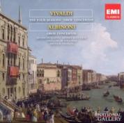 Sidney Sutcliffe, Kenneth Sillito, Arthur Davison: Vivaldi: Four Seasons, Oboe Concertos/ Albinoni: Oboe Concertos - CD