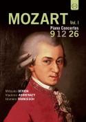 Mitsuko Uchida, Vladimir Ashkenazy, Mozarteum Orchester Salzburg: Mozart: Great Piano Concertos Vol.1 - DVD