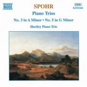 Spohr: Piano Trios Nos. 3 and 5 - CD