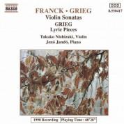 Franck / Grieg: Violin Sonatas - CD