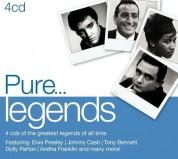 Çeşitli Sanatçılar: Pure...Legends - CD