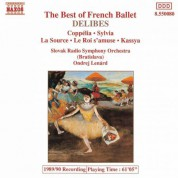 Delibes: Best of French Ballet - CD