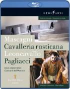 Mascagni: Cavalleria Rusticana; Pagliacci - BluRay