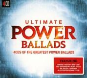 Çeşitli Sanatçılar: Ultimate... Power Ballads - CD