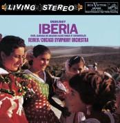 Chicago Symphony Orchestra, Fritz Reiner: Debussy: Iberia / Ravel: Alborado (200g-edition) - Plak