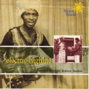 Electric Highlife: Sessions From the Bokoor Studios - CD