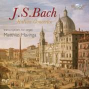 Matthias Havinga: J.S. Bach: Italian Concertos - CD