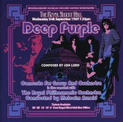Deep Purple: Concerto For Group And Orchestra - CD