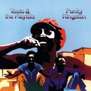 Toots & The Maytals: Funky Kingston - Plak