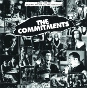 Çeşitli Sanatçılar: The Commitments (Soundtrack) - Plak
