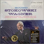 Leopold Stokowski, Symphony Of The Air And Chorus: The Sound of Stokowski and Wagner - Plak