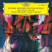 Pierre Fournier, Berliner Philharmoniker, George Szell: Dvorák: Concerto for Violoncello and Orchestra - Plak