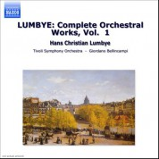 Giordano Bellincampi: LUMBYE: Complete Orchestral Works, Vol.  1 - CD