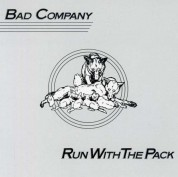 Bad Company: Run With The Pack - CD