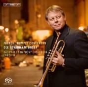 São Paulo Symphony Orchestra, Lan Shui, Ole Edvard Antonsen, Olga Kopylova: Ole Edvard Antonsen - French Trumpet Concertos - SACD