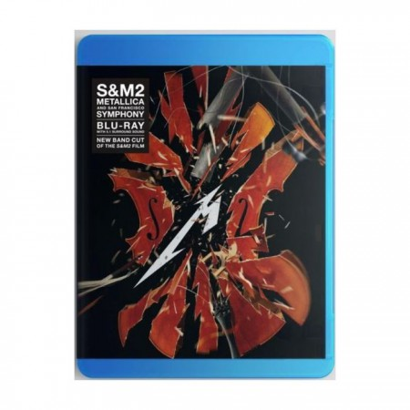 Metallica: S&M2 - BluRay