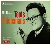 Toots Thielemans: The Real... Toots Thielemans - CD