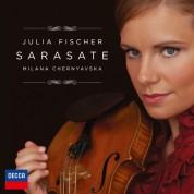 Julia Fischer, Milana Chernyavska: Julia Fischer - Sarasate - CD