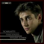 Yevgeny Sudbin: Domenico Scarlatti: Piano Sonatas - CD