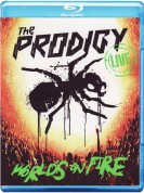 The Prodigy: Live - World's On Fire - BluRay